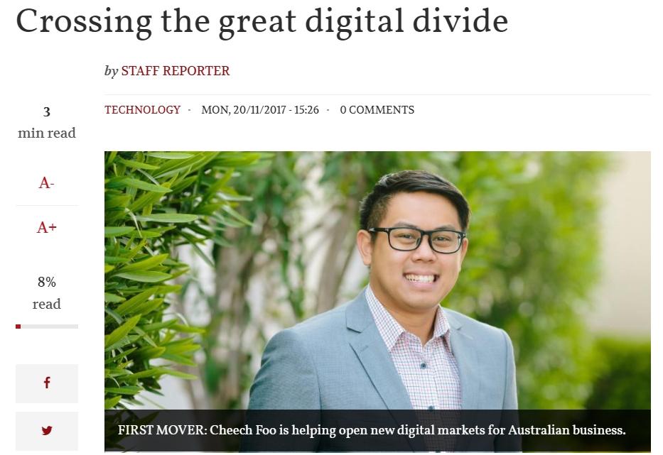 wechat marketing in australia