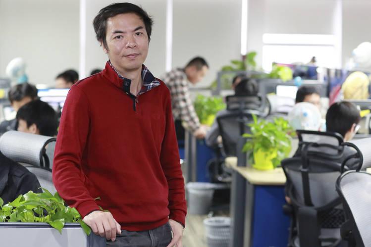 wechat founder allen zhang
